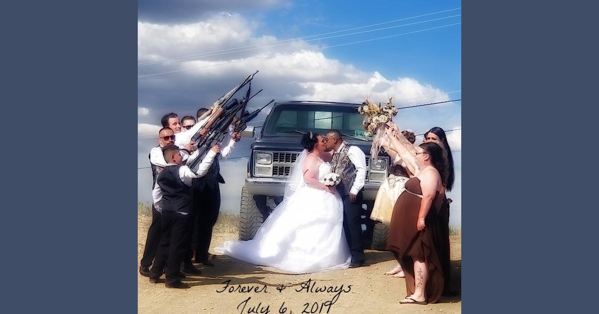 Jose and Samantha Gonzalez Celebrate July Wedding