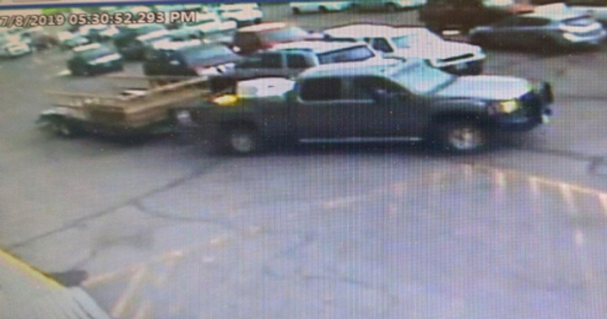 RSPD Seeks Public Assistance in Identifying Hit and Run Suspect