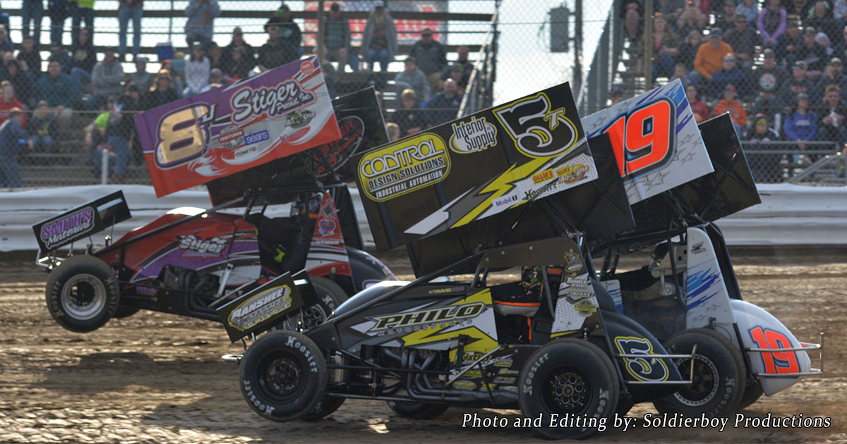 Don't Miss the Sweetwater Speedway Sprint Car Spectacular!