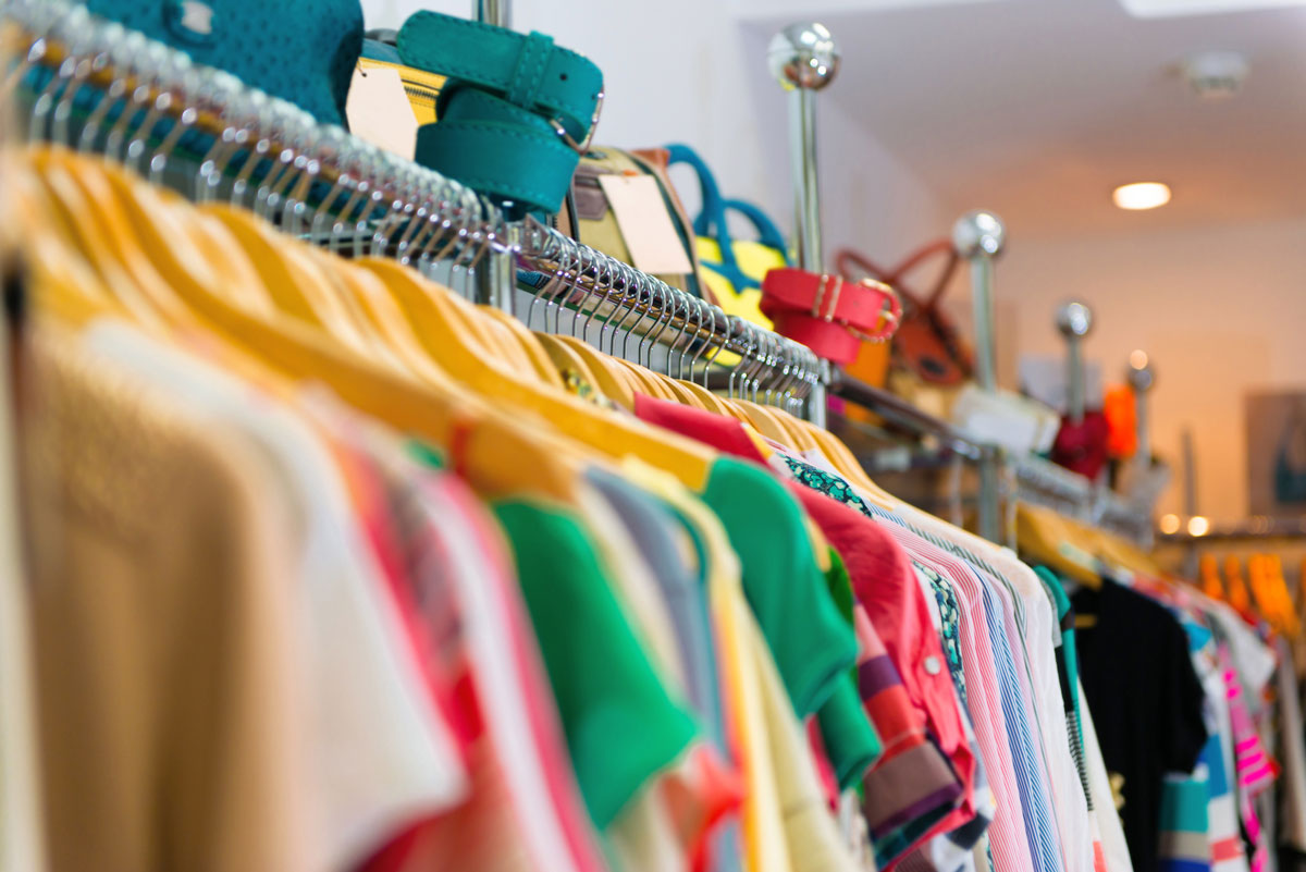 Four Mom's Clothing Drive Helps Families in Need Get Back to School Clothes