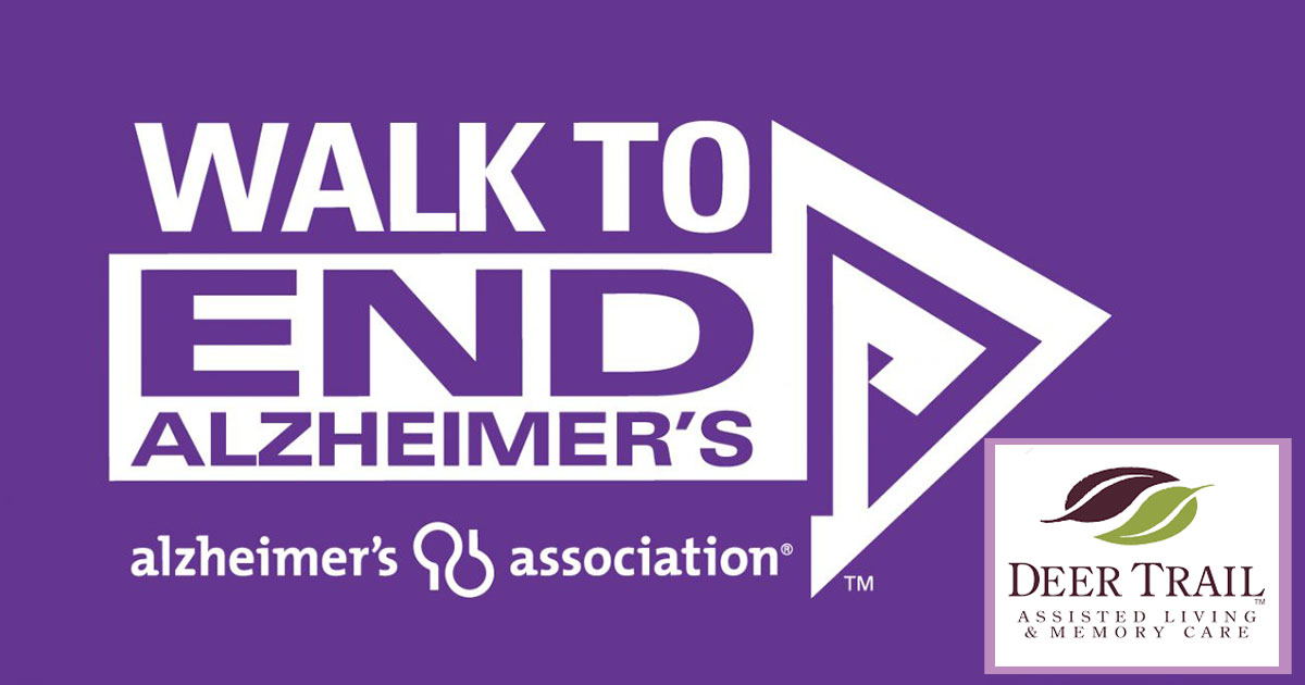 Thank You–The 2019 Walk to End Alzheimers Raised $34,000