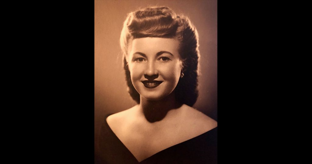 "Erma ""Dixie"" Cook (October 21, 1925 – July 7, 2019)"