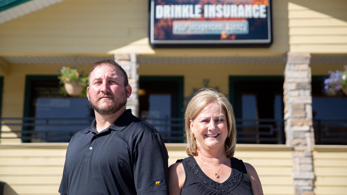 #HOMETOWN HUSTLE: Laurie & Mike Drinkle | Drinkle Insurance
