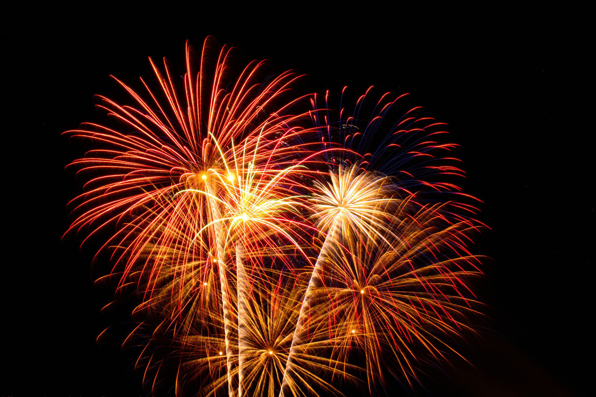 Local Fourth of July Firework Displays