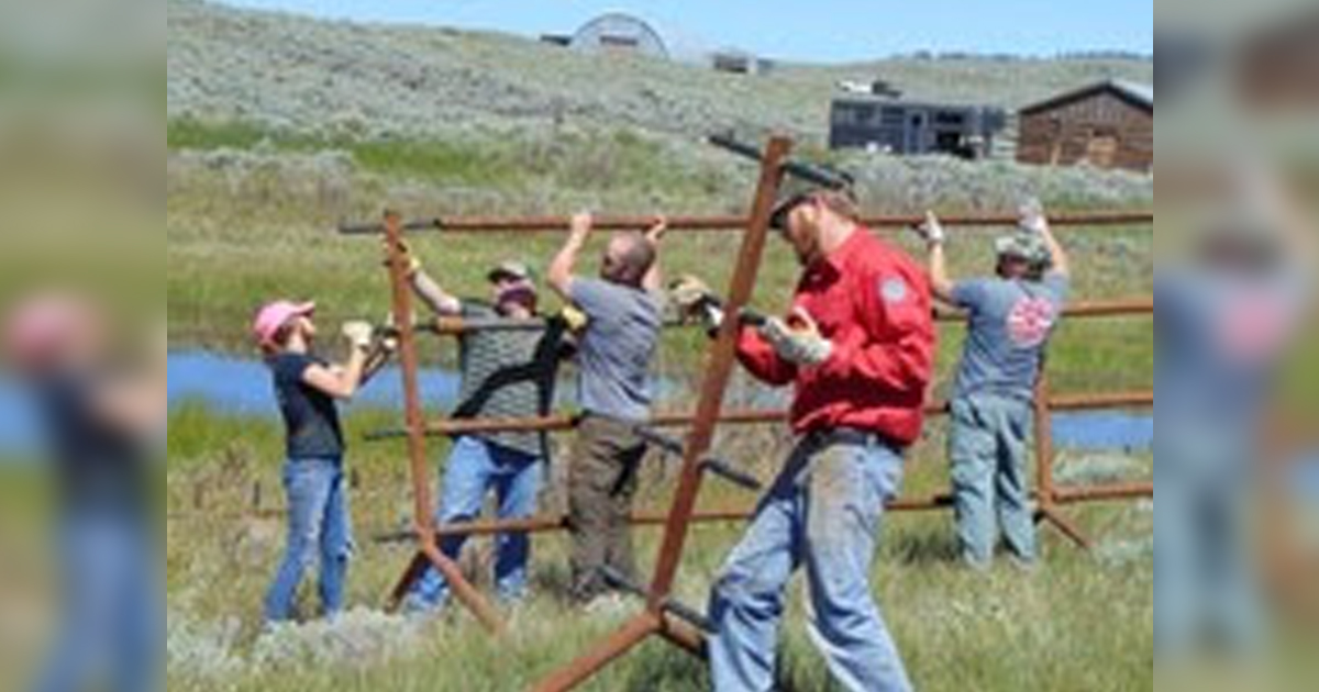Game and Fish Department Changing Fences to Assist Wildlife Migration