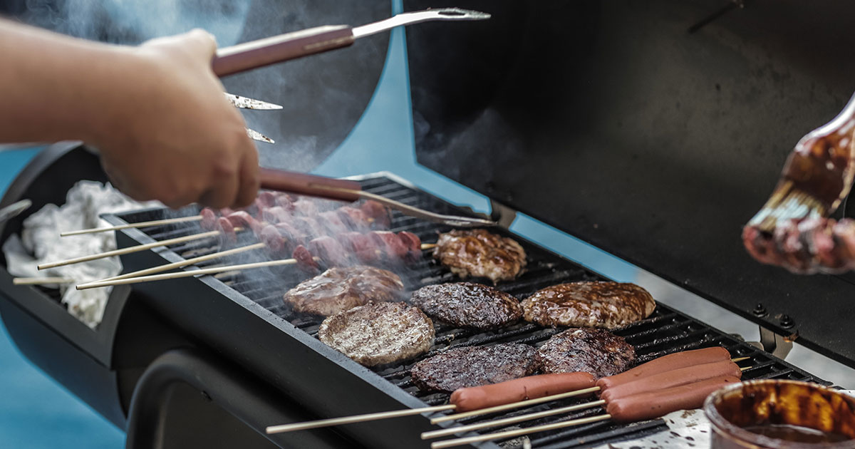 Enjoy an Outdoor 4th of July BBQ at the Open Range Bar Patio