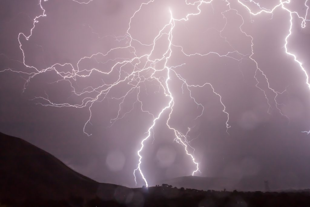 Green River, Rock Springs Top List for 'US Cities With the Highest Density of Lightning Strikes'