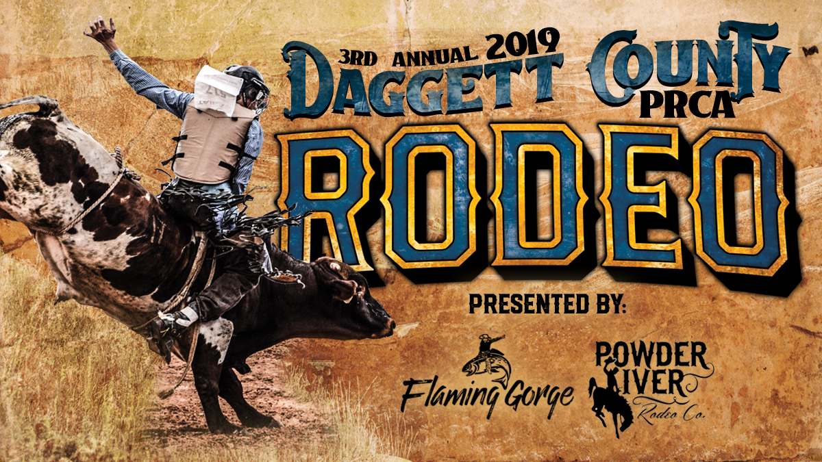 LABOR DAY PRCA RODEO: Don't miss The 3rd Annual Daggett County PRCA Centennial Rodeo