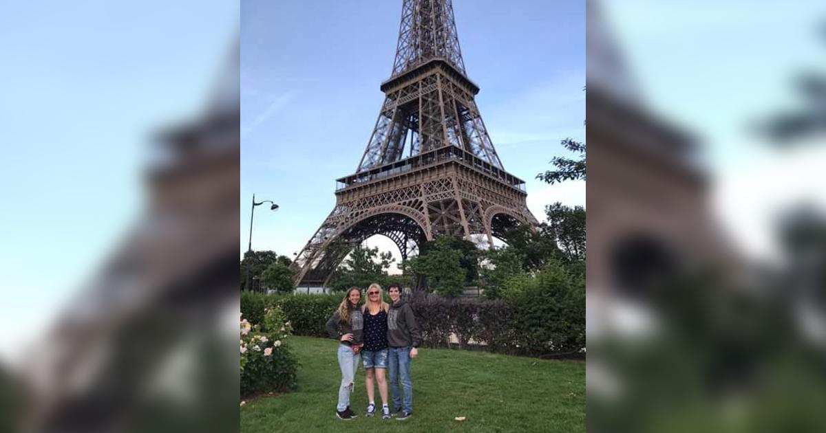 Hay Family Fund Scholarship Winners Enjoy 10-Day   Trip to Paris
