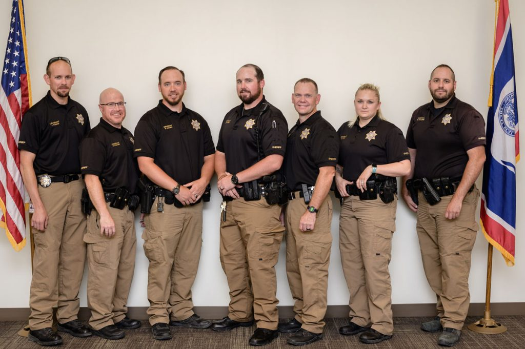 Sheriff's Office Deputies Recognized for Promotions