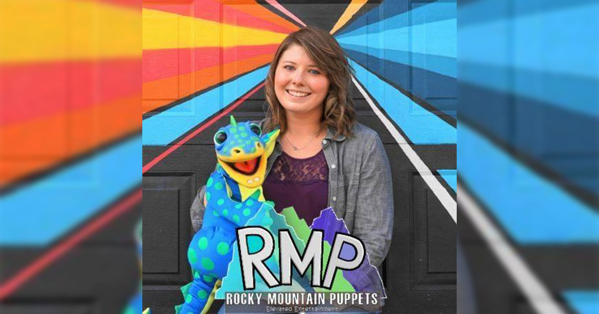 Meghan Casey and Rocky Mountain Puppets Performing Free Shows