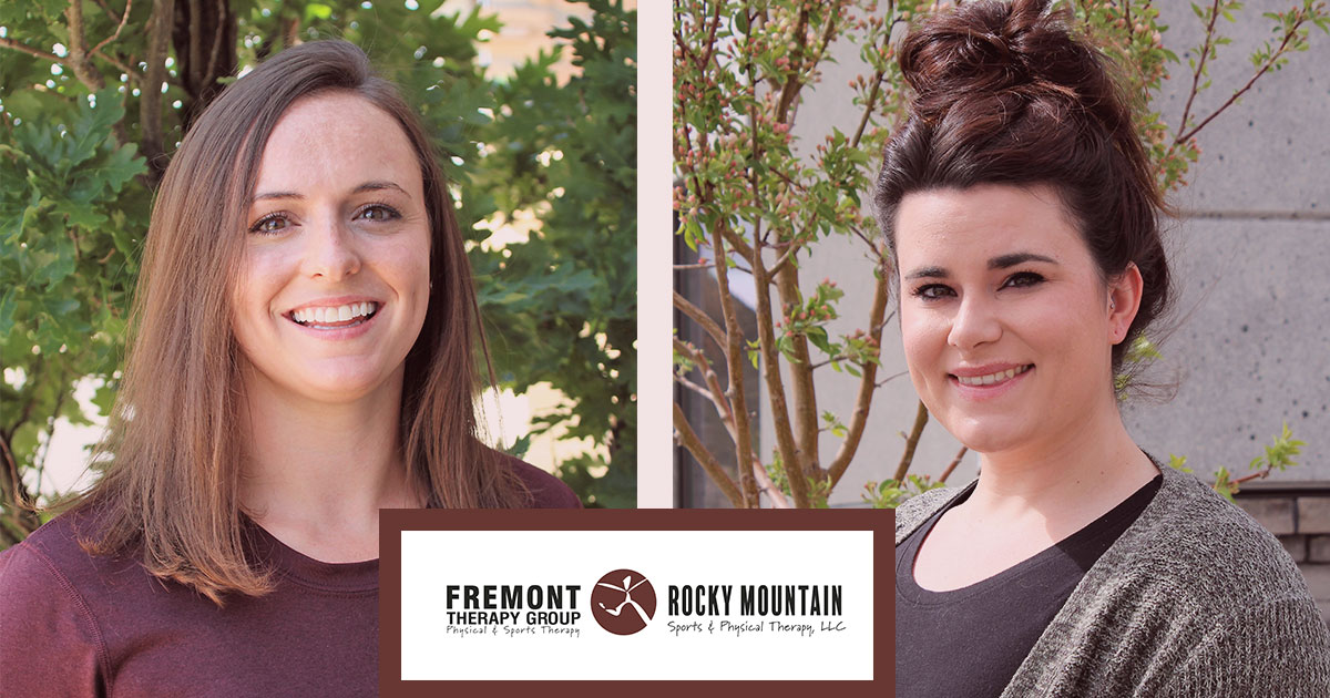 Meet Fremont Therapy and Rocky Mountain Sports' Newest Physical Therapists