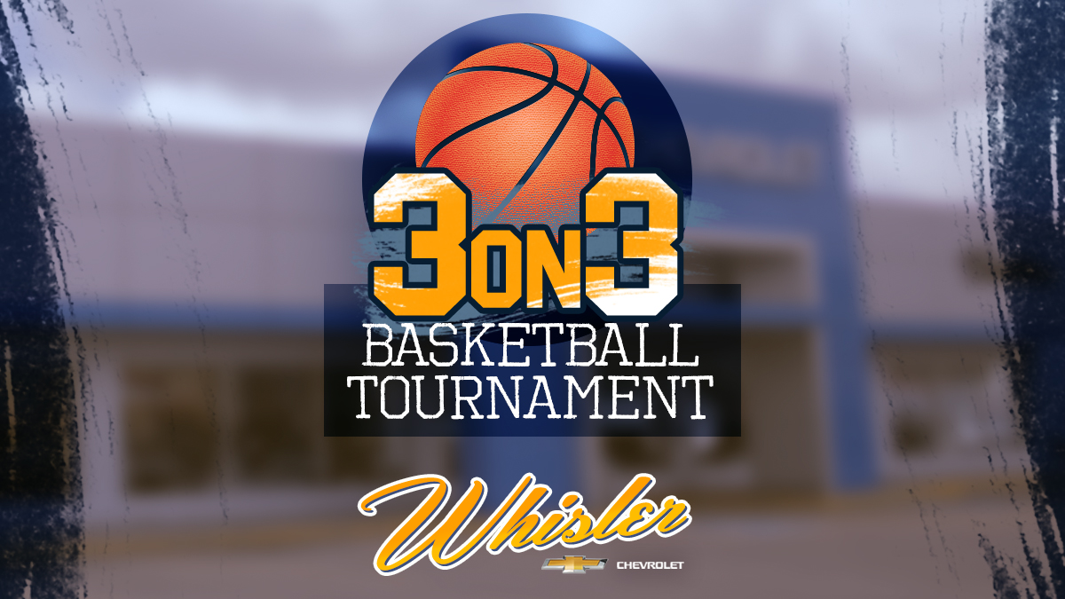 Join Whisler Chevrolet & Cadillac for a 3-on-3 Basketball Tournament