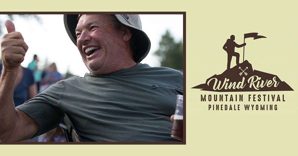 Pinedale's Wind River Mountain Festival Returns July 19-21–Music Fest, Adventure Race Highlight Annual Winds Celebration