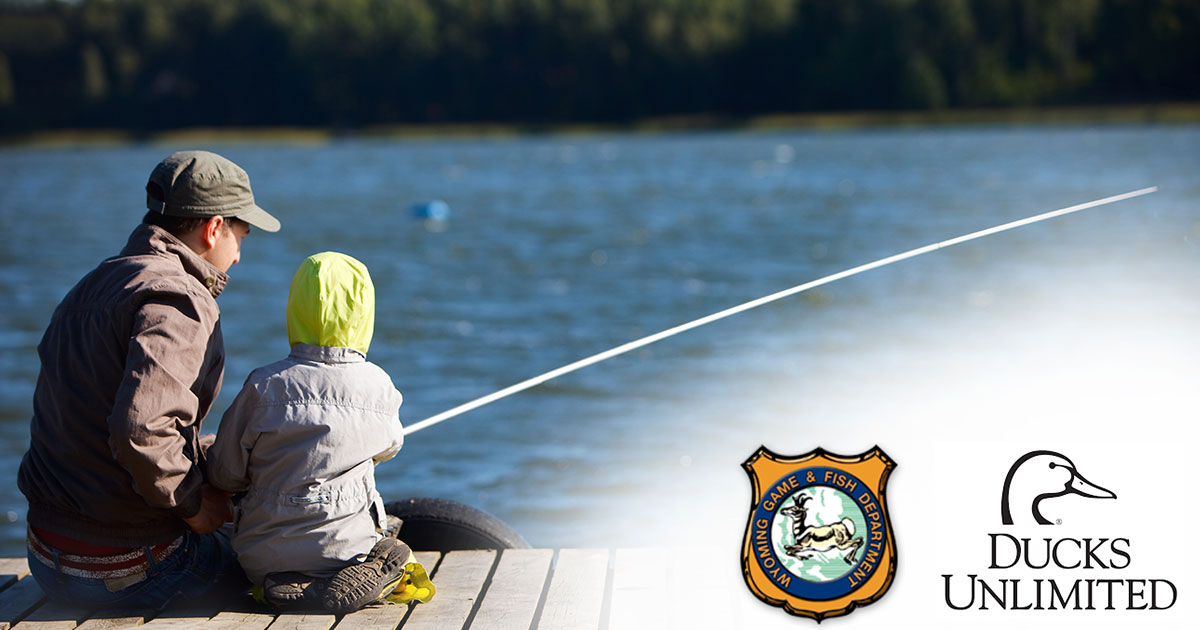 WIN a Game & Fish LIFETIME Youth License at the Wyoming Game & Fish Open House