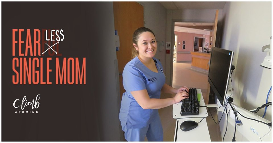 Climb Wyoming Offers Free CNA Training for Single Moms