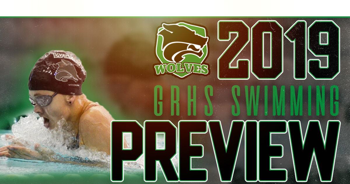 GRHS Girl's Swimming | 2019 Preview