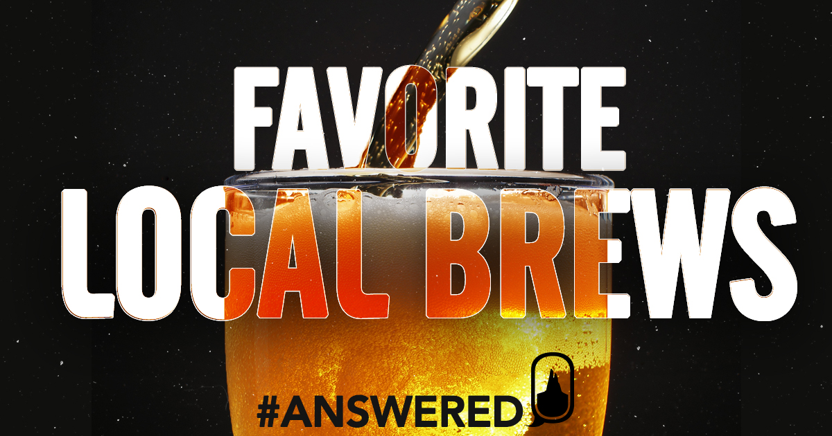#ANSWERED Where Do You Get Your Favorite Beer Locally?