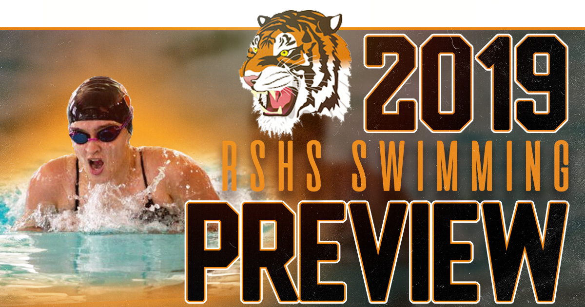 RSHS Girls Swimming | 2019 Preview