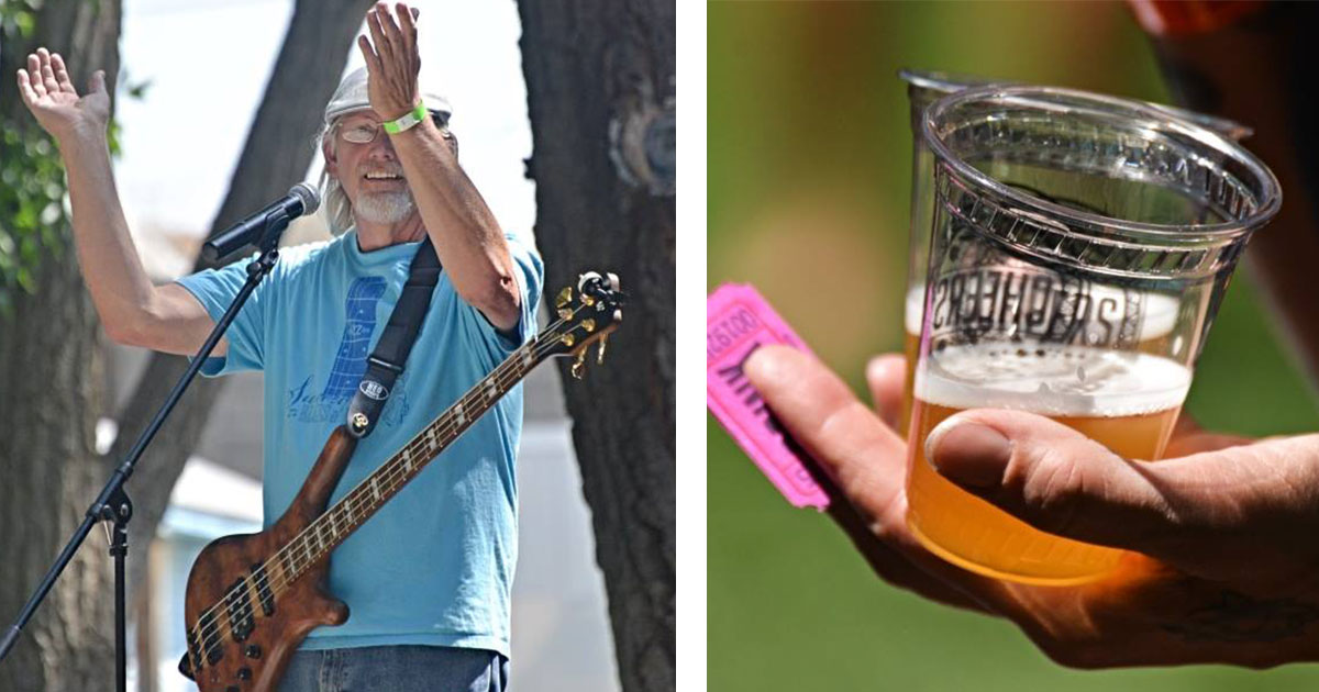 Enjoy Cold Brews and Live Tunes at 11th Annual Blues & Brews