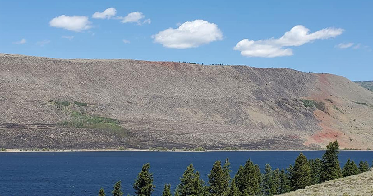 UPDATE: Boulder Lake Fire Containment Lines Hold