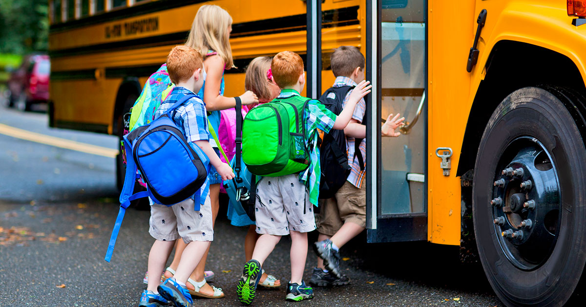 Sweetwater County School District #1 Bus Routes