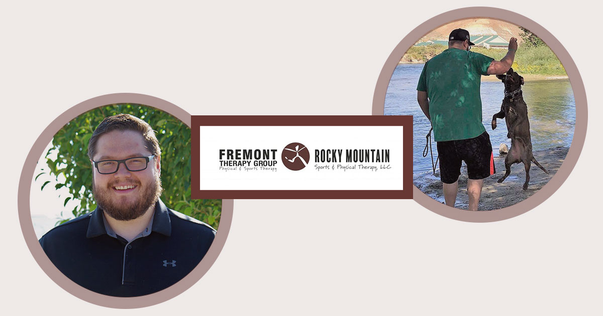 Fremont Therapy Group Staff Spotlight: Meet Nick Hastert!