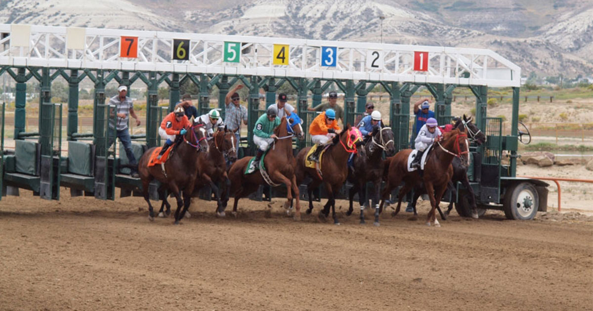 Wyoming Downs Seeks to Expand Historic Horse Racing in Sweetwater County