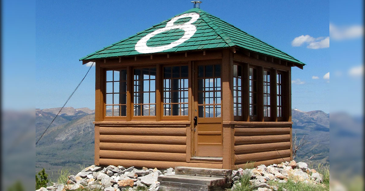 Public Invited to Open House for Restored Deadline Ridge Fire Lookout
