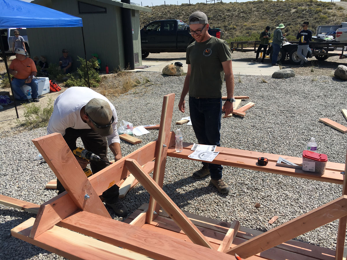 BLM Pinedale Invites Volunteers to National Public Lands Day Project