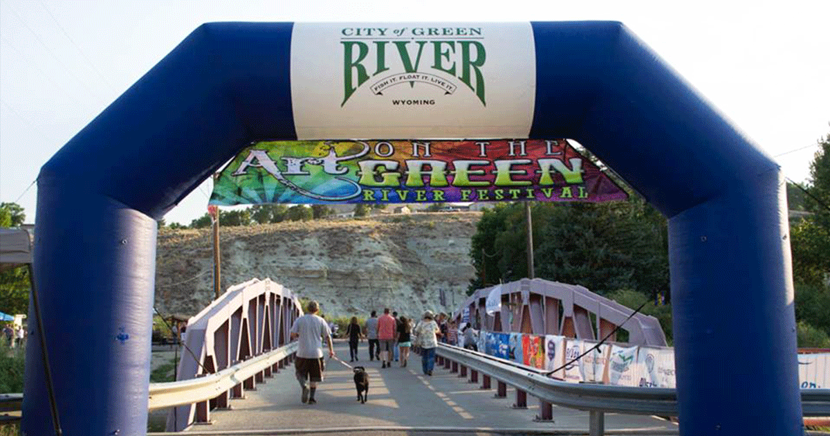 The Countdown is on for the 18th Annual River Festival