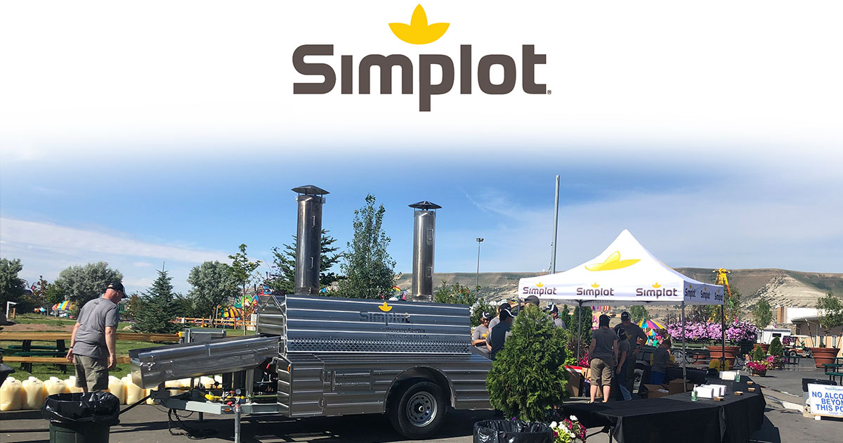 THANK YOU for Joining Simplot at Saturday's Big Show