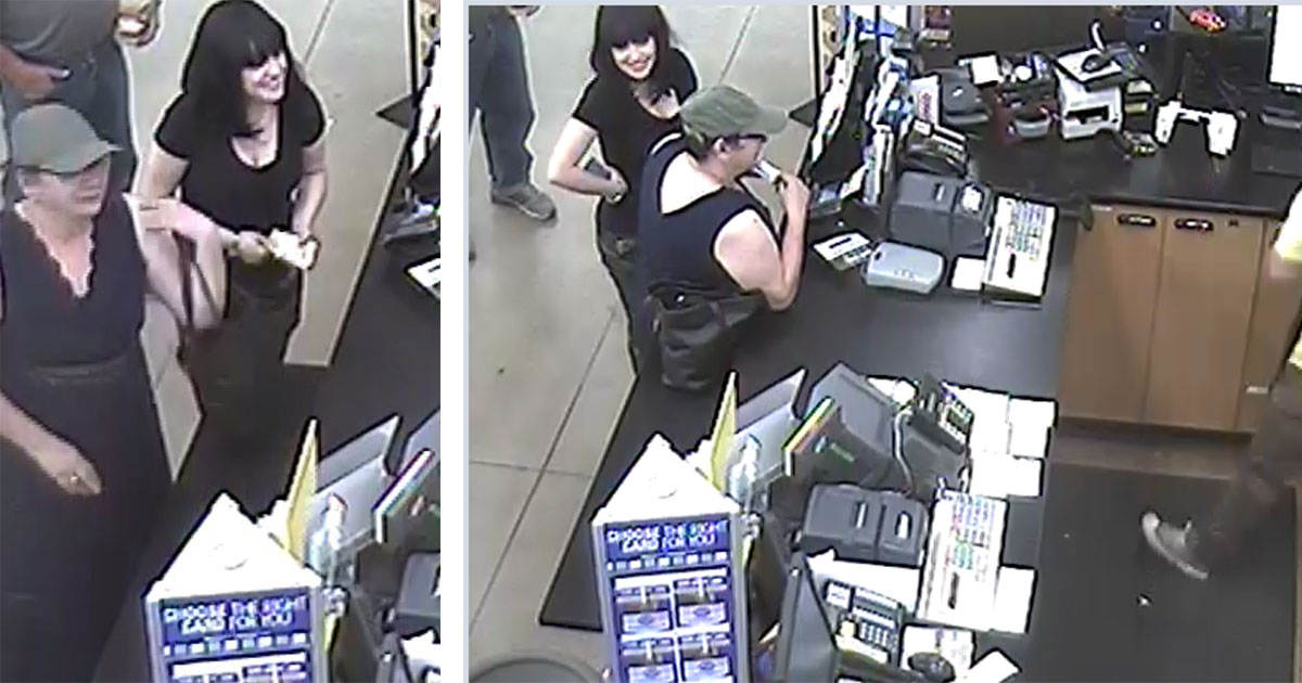 GRPD and RSPD Seek Public's Help in Identifying Smith's Larceny Suspects