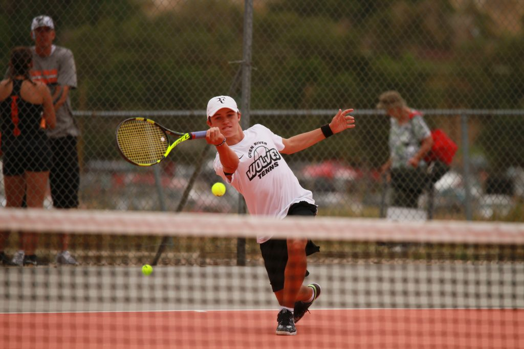 GRHS Tennis Finishes Second at Regional Tennis Tournament