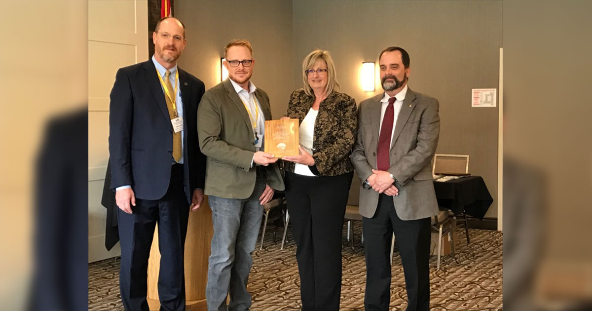 Wyoming DEQ Honors Conservation Work by the Wyoming Mining Natural Resources Foundation