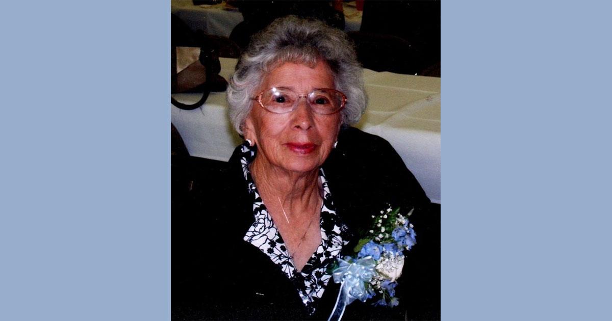 Bernice Mary Vigil (October 5, 1928 – September 9, 2019)