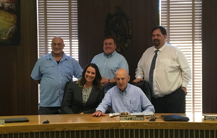 Sweetwater County Commissioners Agenda for September 17