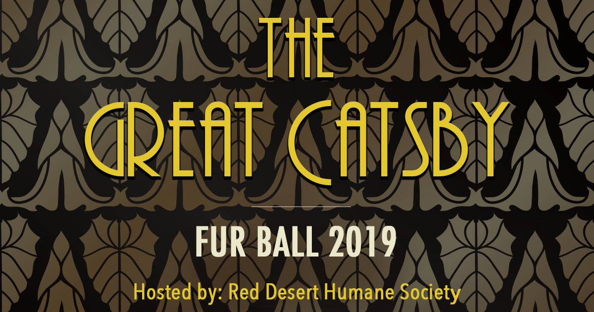 Get Your Tickets for the 2019 'Great Catsby' Fur Ball