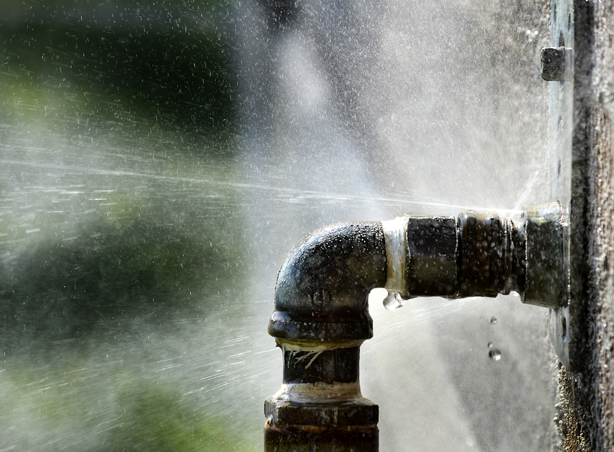 Property Owners Encouraged to Sign Up for Sewer and Water Insurance
