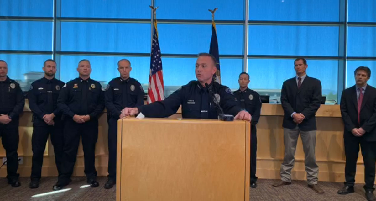 Clearfield Police Department Discusses Serial Rapist Arrest; RSPD Aided in Investigation