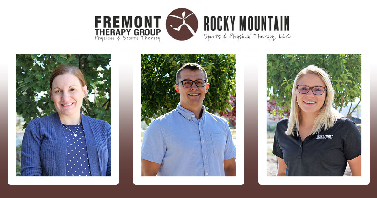 Meet the Dedicated Physical Therapy Technicians at Fremont Therapy Group & Rocky Mountain Sports
