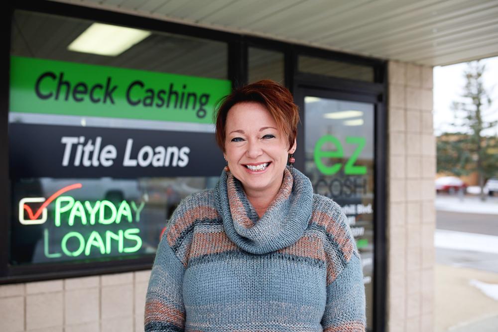 #HOMETOWN HUSTLE: Tamara Creager | EZ-Cash Manager