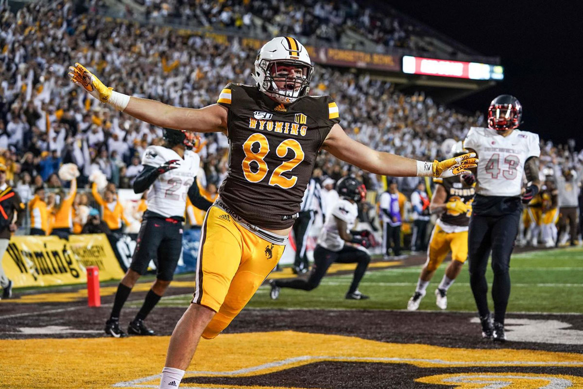 Wyoming at Boise State Football Game to be Televised on ESPN