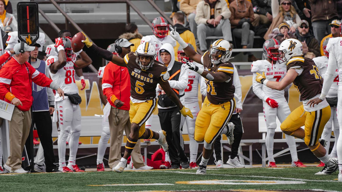 Cowboys Host Wolf Pack at High Noon on Saturday