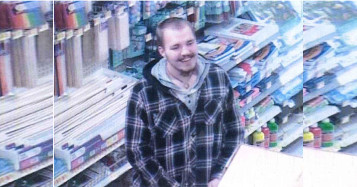 RSPD Requests Public Assistance Identifying a Larceny Suspect