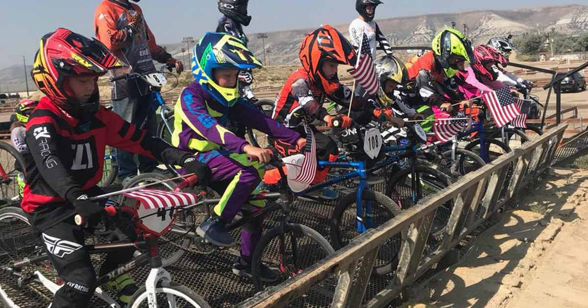 Register for Southwest Wyoming BMX Racing