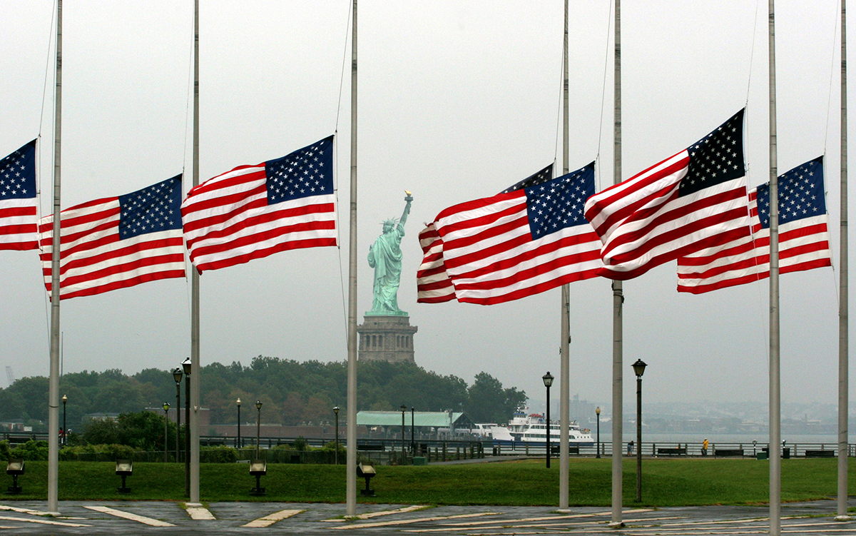 Flags to be Flown at Half Mast for National Fallen Firefighters Foundation