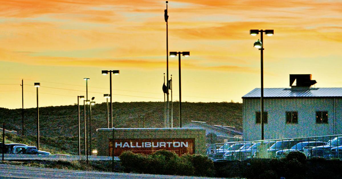 Haliburton Begins Rock Springs Facility Layoffs This Morning