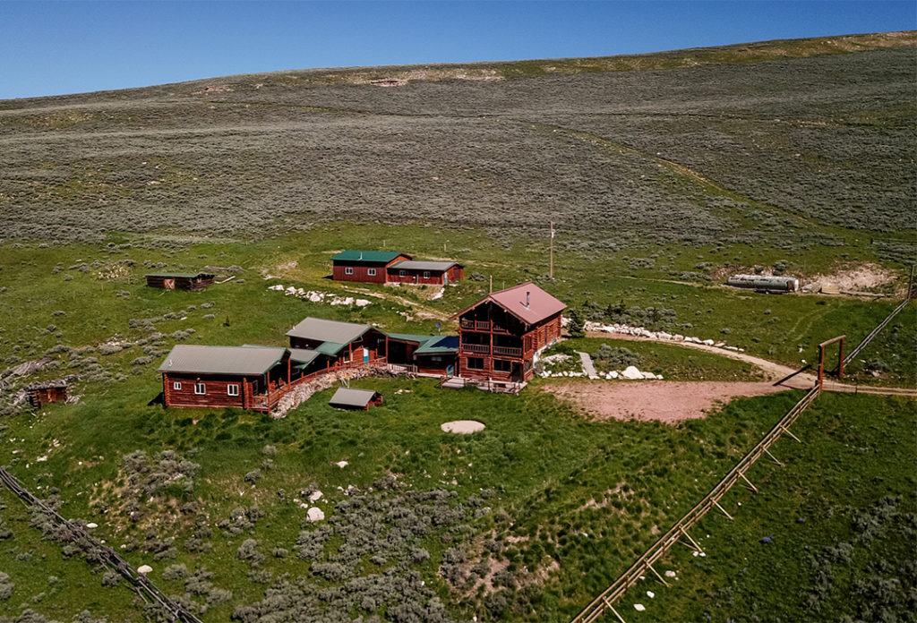 TMZ: Kanye West Buys Second Wyoming Ranch