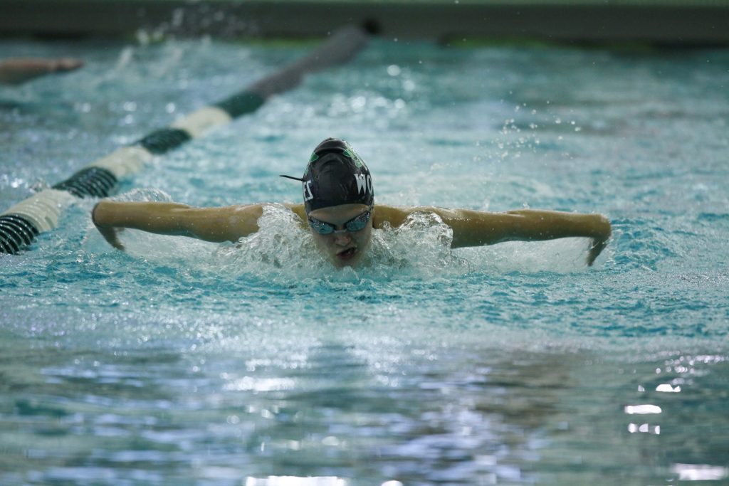 Lady Wolves State Swimming and Diving Results